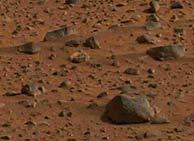 El 'Spirit' capta unas imágenes de Marte sin precedentes