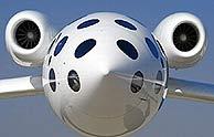 SpaceShipOne gana 10 millones de dólares