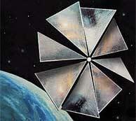La Planetary Society pondrá en órbita la primera nave espacial impulsada con velas solares