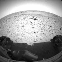 El 'Spirit' ya pisa el suelo de Marte