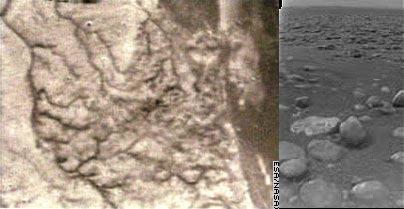 Primeras fotografias de Titán